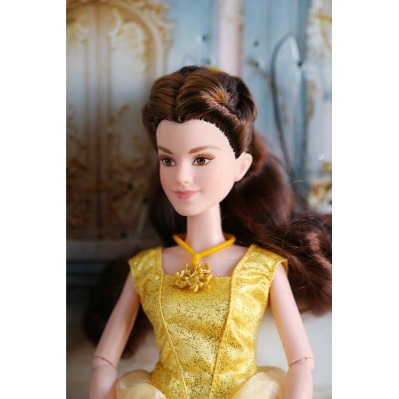 Beauty and the Beast - Belle Enchanted Ball Gown / Disney Princess ...