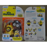 MINIONS - Build-a-Minion Caveman to Pirate Stuart